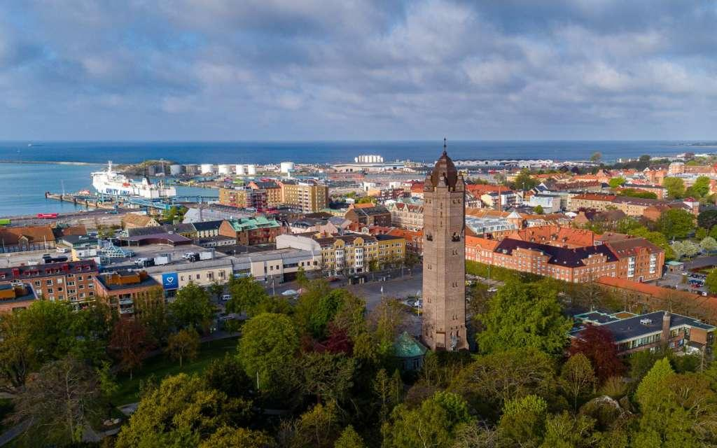 Trelleborg. Photo: Niclas Ingvarsson